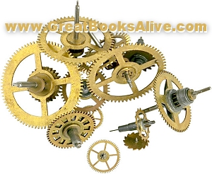 book-trailer-production-great-books-alive-clock-gears