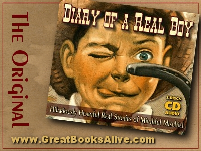 Diary Of A Real Boy – NonFiction Humor